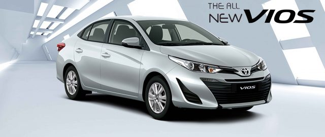 Toyota Vios All New 2018 – 2019